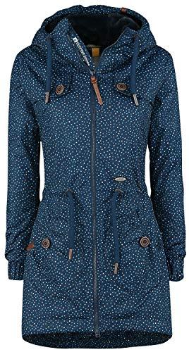 Charlotte amp; Dots Kickin Bleu Cloudy A Coat Alife qESRTdwB