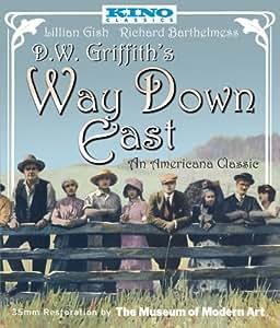 Way Down East [Blu-ray]