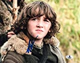 Art Parkinson Autographed Signed Memorabilia 8x10 Photo Rickon Stark Game Of Thrones Got Beckett Bas