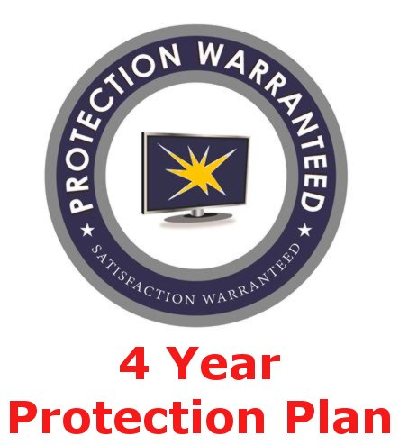 Protection Warranteed 4 Years Game Console Accident Protection Plan/Extended Warranty $100-$199