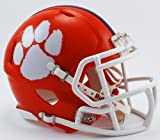 NCAA Clemson Tigers Speed Mini Helmet