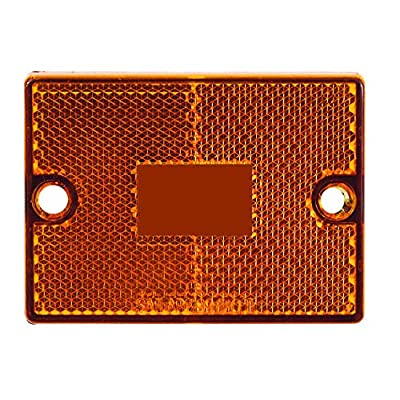 Optronics A36ABP MC36 Series Amber Replacement Lens: Automotive