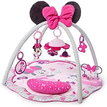 Amazon Com Disney Baby Minnie Mouse Garden Fun Activity