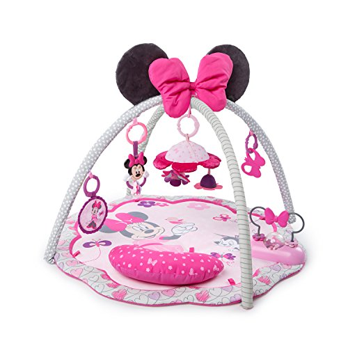Disney Baby Minnie Mouse Garden Fun Activity -