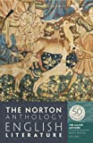 The Norton Anthology of English Literature, the Major Authors, , 0393919641