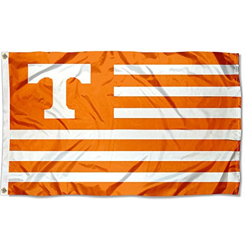 Tennessee Volunteers Stars and Stripes Nation Flag