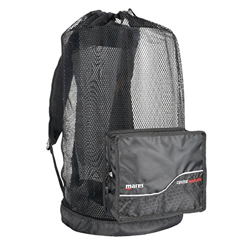 [Mares Cruise Backpack Mesh Elite Bag] (Mares Compact)
