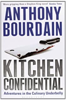 Beau Kitchen Confidential By Anthony Bourdain (2001 02 03)
