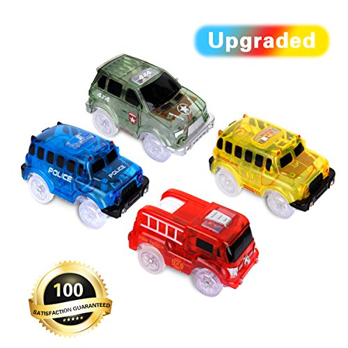 Highest Rated Play Vehicles
