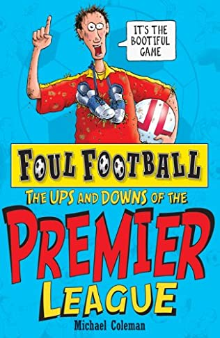 book cover of The Ups and Downs of the Premier League