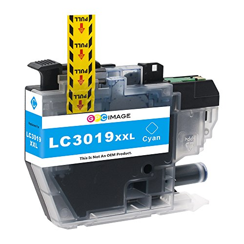 GPC Image Compatible Ink Cartridge Replacement for Brother LC3019 LC 3019 XXL for Brother MFCJ6930DW MFCJ5330DW MFCJ6530DW MFCJ6730DW Printer 4 Pack (1 Black 1 Cyan 1 Magenta 1 Yellow) Photo #7