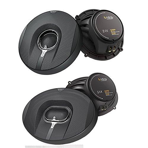 150w Rms Speaker (Infinity Kappa 62.11I 450W Peak (150W RMS) 6.5