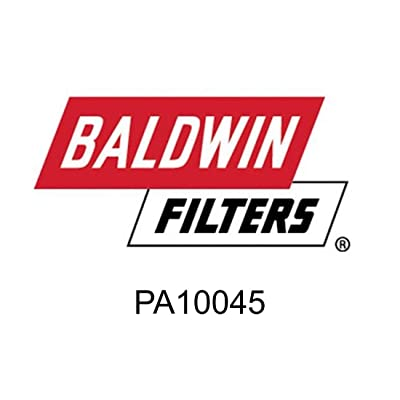 Baldwin PA10045 Panel Air Element: Automotive