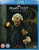 DVD : Marvel's Iron Fist Season 1 [Blu-ray]