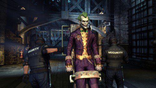 Batman: Arkham Asylum - Playstation 3