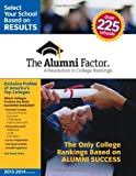 The Alumni Factor Top Colleges, The Alumni Factor, 0985976527