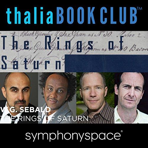 Thalia Book Club: W. G. Sebald