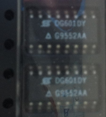 10 PIECES/LOT DG601DY-T1 HISPEED QUAD CMOS ANALOG SWITCH Worldwide Shipping
