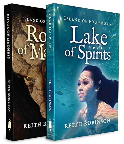 Island of Fog Box Set 2: Books 4-5 (Island of Fog Collection) ()