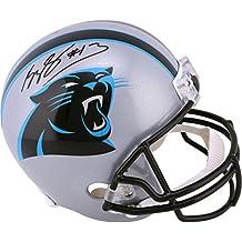 Kelvin Benjamin Carolina Panthers Autographed Replica Helmet - Fanatics Authentic Certified - Autographed NFL Helmets