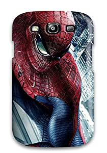 Galaxy S3 Case Slim [ultra Fit] The Amazing Spider-man 10 Protective Case Cover