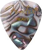 Fender 351 Shape Premium Picks (12 Pack) for electric guitar, acoustic guitar, mandolin, and bass