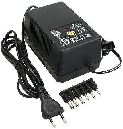Universal Netzteil 230v Auf 1 5 12v Stabilisiert 6st Elektronik