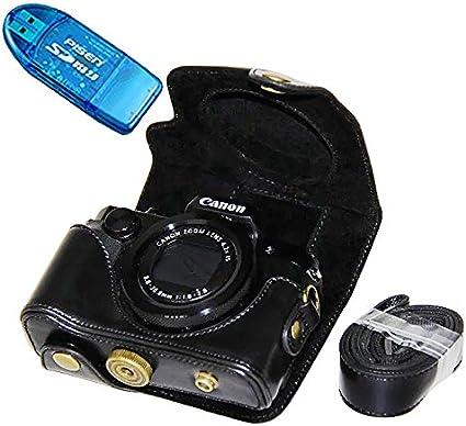 First2savvv Xjpt G5x 01g10 Schwarz Ganzkörper Präzise Kamera