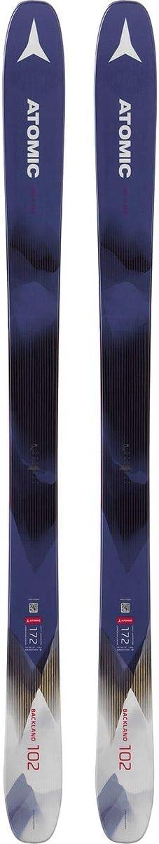 Atomic Backland 102 アルパインツーリングスキー レディース ブルー/ホワイト 172cm