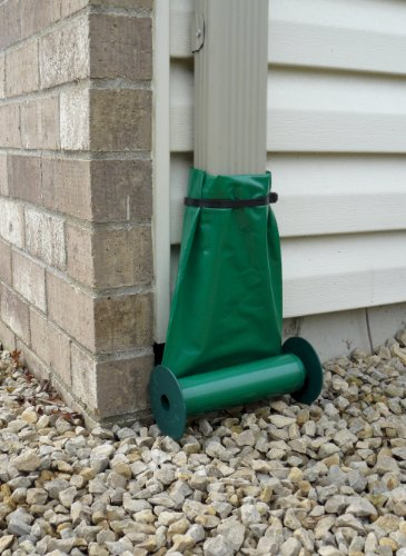 Rainguard 9309w Automatic Downspout Extension 9 Feet