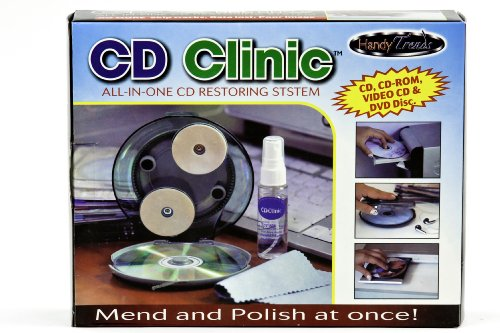 - CD Clinic All-In-One CD Restoring System - 1 ea