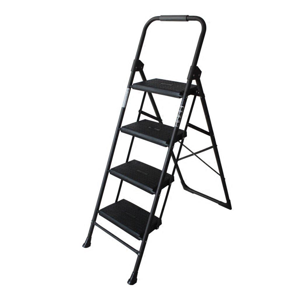 TH 階段スツールアルミ合金スツール厚い折り畳みはしごスツール大人の屋外踏み台ロード150キロ大人のためのキッチンステップスツール (サイズ さいず : 3 steps) B07F2SK358 3 steps3 steps