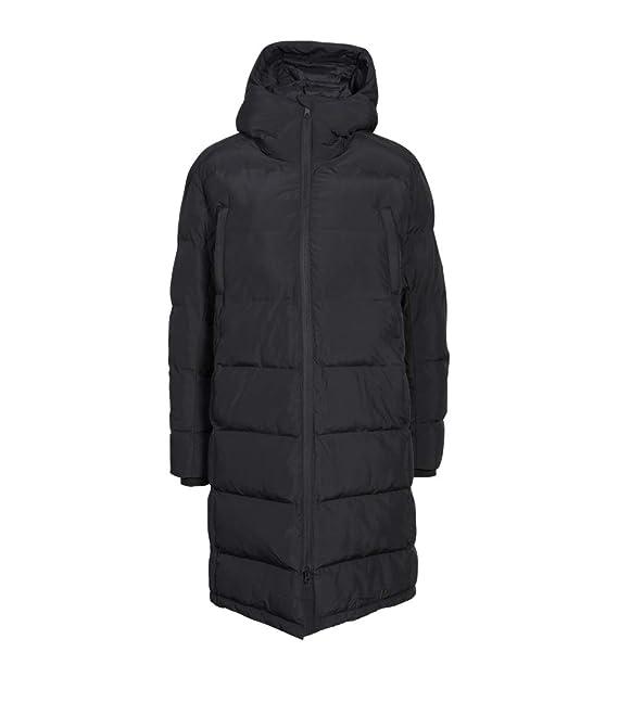SCANDINAVIAN EDITION Herren Mantel Loft Jacket in Schwarz