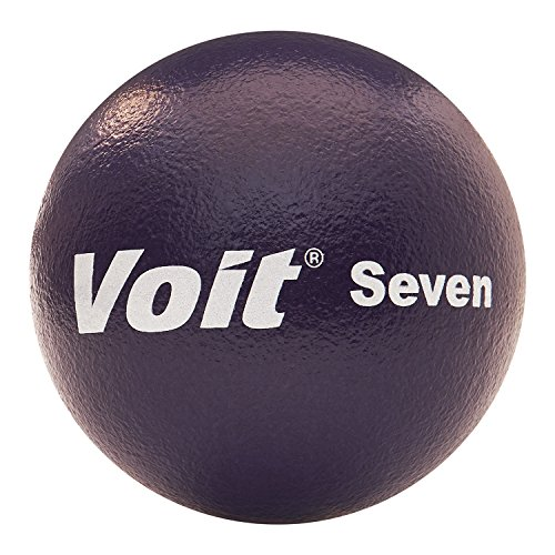 Voit Seven Tuff Foam Ball, Purple, 7″