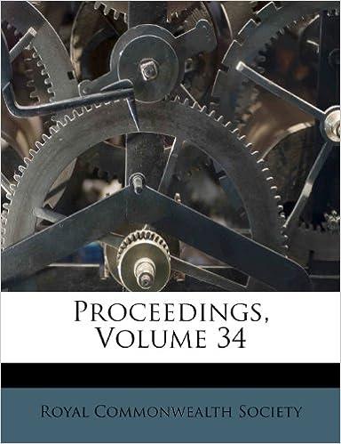 Proceedings, Volume 34