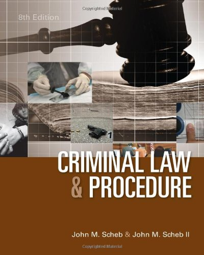 Criminal Law+Procedure