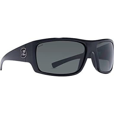 ff43f18310 VonZipper Unisex Suplex Polarized Black Gloss Vintage Grey Wildlife  Polarized Lens Sunglasses