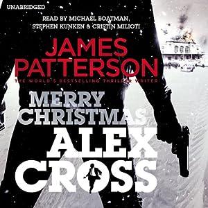 Merry Christmas, Alex Cross Hörbuch