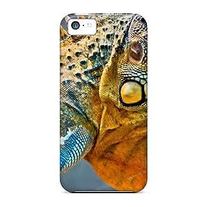 [XSX28498sZMn]premium Phone Cases For Iphone 5c/ Amazing Iguana Tpu Cases Covers