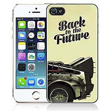 coque iphone 6 delorean