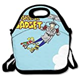 Inspector Gadget Travel Tote Lunch Bag