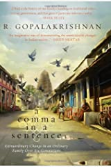 A Comma in a Sentence: Extraordinary Change in an Ordinary Family Over Six Generations Hardcover