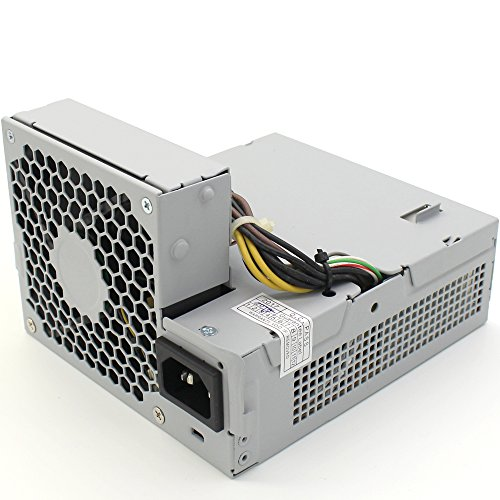 S-Union New 240W Power supply for HP Elite 8000 8100 8200 SFF Pro 6000 6005 6200 Compatible Part number 611482-001 508151-001 613763-001 611481-001 613762-001 503375-001 by S-Union (Image #1)