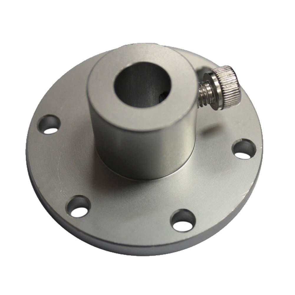 UniHobby UH18010 12mm Motor Shaft Coupling Shaft Hubs Mecanum Wheels Universal Hubs Aluminum(2 pcs/packet)