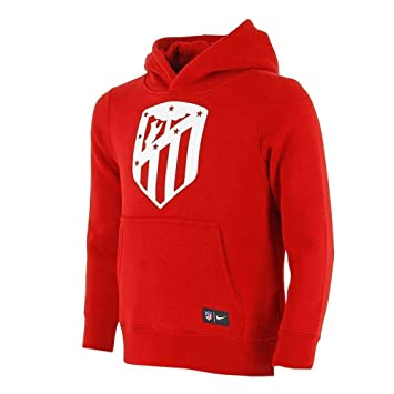 2017-2018 Atletico Madrid Nike OTH Hoody (Red) - Kids: Amazon.es: Deportes y aire libre