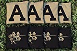 Victory Tailgate NCAA Army black Knights Unisex 18316Cornhole Bag Set (All Weather), Multicolor, One Size