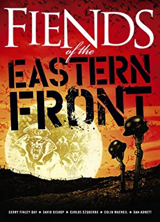book cover of Fiends of the Eastern Front