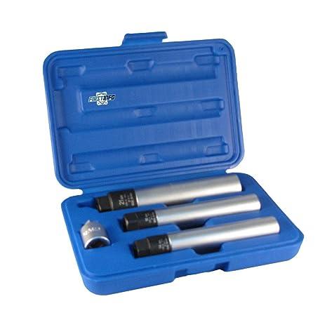 Herramientas de Ajuste 4 Pcs Vaso dinamométrica 14, 16, 21 mm para bujías 3