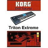 Korg Triton Extreme (Vol I) DVD Video Training Tutorial Help