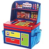 NANAMI Children's Storage Creative Bin Play Toy Box Baby Ssimulation Kitchen Utensils Appliances (BULE)